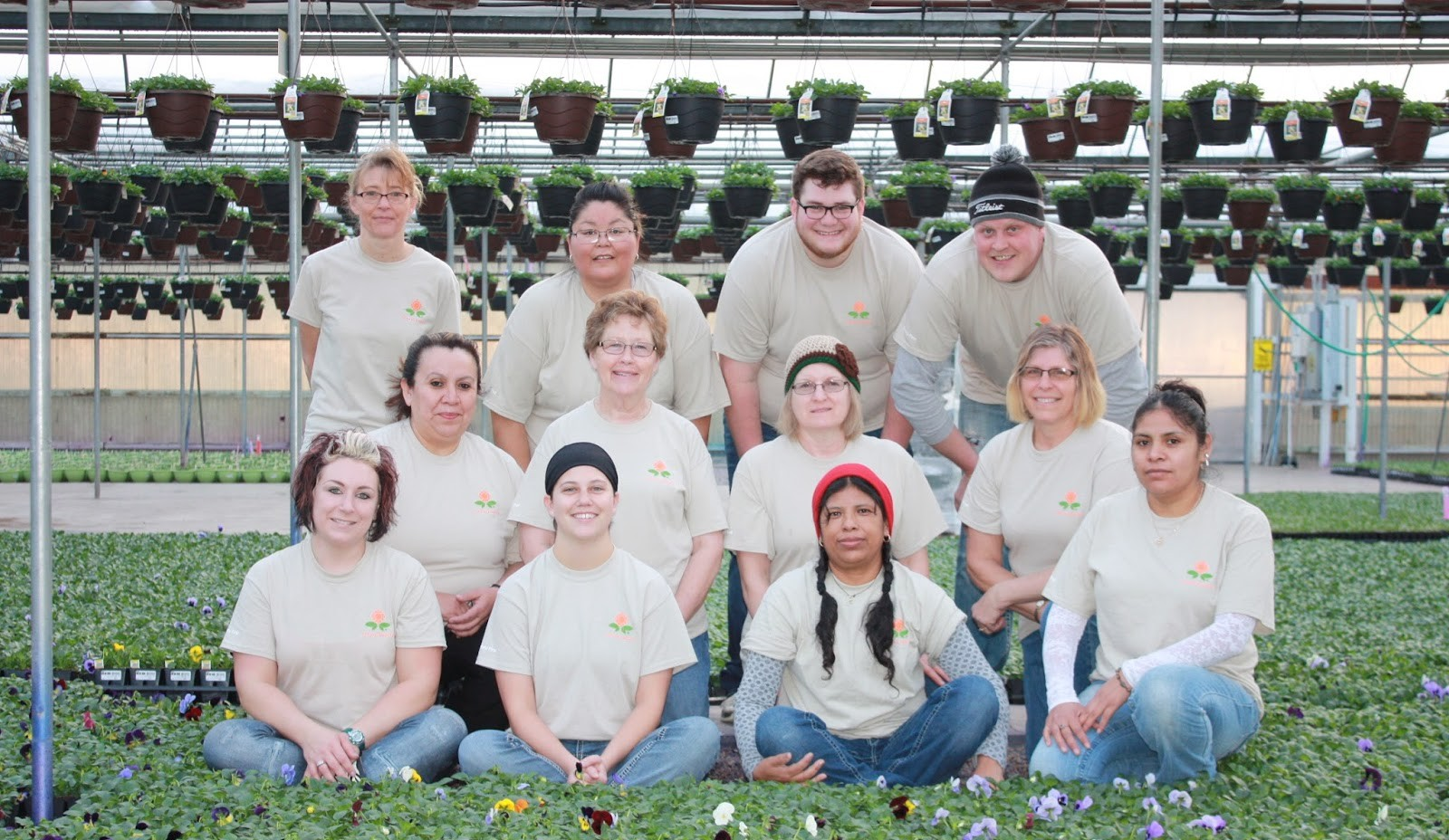 Iowa Growing Team